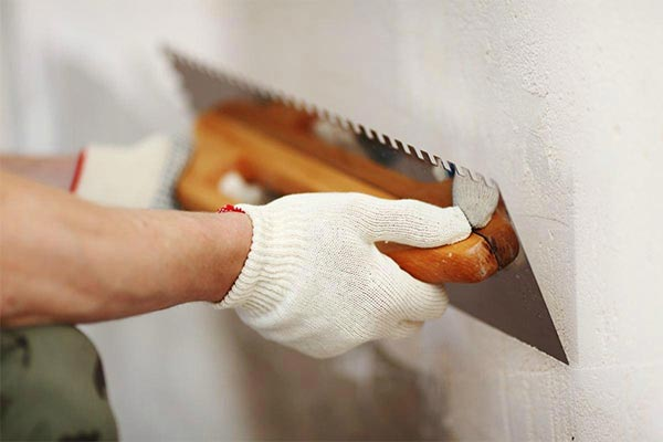 Peintures et enduit tous les matériaux pour les chantiers sont disponible chez Sadecor