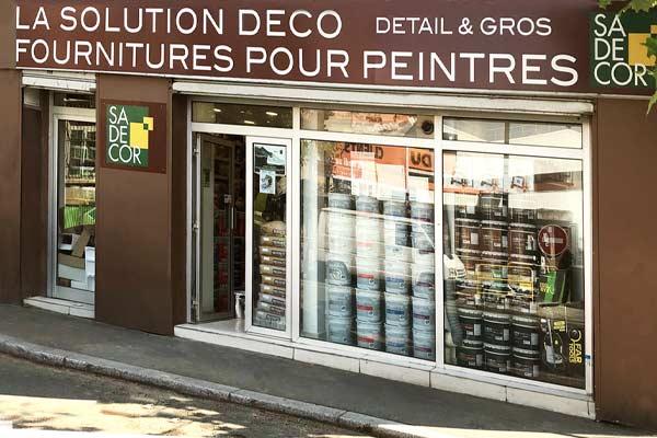 Sadécor Aubervilliers magasin au 88, Boulevard Félix Faure 93300 Aubervilliers